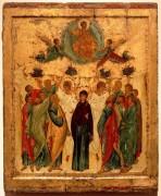 Вознесение Христа, 15 век, 71х59