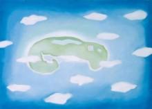 Остров в облаках - О'Кифф, Джорджия