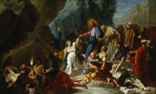 Воскрешение Лазаря - Жувене, Жан