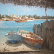 Старый-Новый Баттин, Абу-Даби -  Бартлетт, Джун