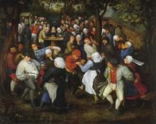 Свадебный танец - Брейгель, Ян (Старший)