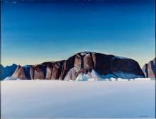 Побережье Гренландии - Кент, Рокуэлл