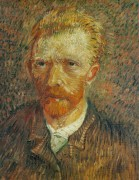 Автопортрет (Self Portrait), 1887-88 - Гог, Винсент ван