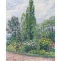 Сад Октава Мирбо в Демпс, 1892 - Писсарро, Камиль