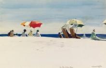 Пляж в Глостере - Хоппер, Эдвард
