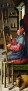 Святой Лука, рисующий Мадонну - Массейс, Квентин
