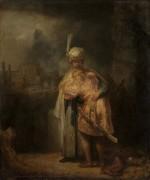 Давид и Ионафан - Рембрандт, Харменс ван Рейн