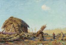 Собиратели хвороста в Море, 1905 - Пикабиа, Франсис
