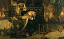 Смерть сына фараона - Альма-Тадема, Лоуренс