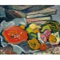 Натюрморт с баклажанами и овощами - Вальта, Луи