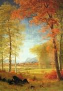 Осень в Америке - Бирштадт, Альберт