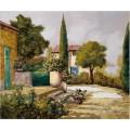 Кипарисы - Борелли, Гвидо (20 век)