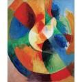 Круговые формы, солнце - Делоне, Роберт