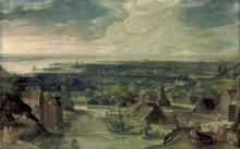 Пейзаж с рекой - Боль, Ханс