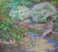 Читающая молодая леди - Легилю, Рафаэль