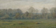 Весеннее утро, 1890 - Трайон, Дуайт Уиллиам