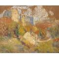 Дом на склоне холма, 1940 - Мартин, Анри Жан Гийом Мартин