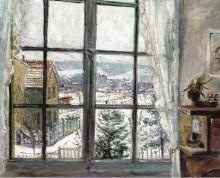 Вид сквозь окно -  Адрион, Лусьен