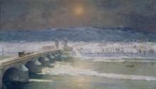 Снег в Оверни - Лебург, Альберт