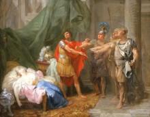 Клятва Брута - Бофор, Жак-Антуан