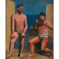 Свирель, 1923 - Пикассо, Пабло