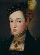 Эрцгерцогиня Магдалена (1532-90), дочь императора Фердинанда I - Арчимбольдо, Джузеппе