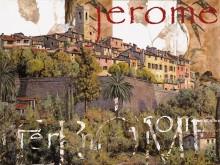 Вид на город с крепостной стеной (Джером) - Борелли, Гвидо (20 век)