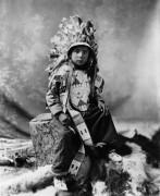 Малыш индейцев сиу