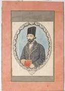 Портрет мужчины с книгой - Бала, Ака
