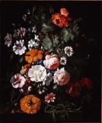 Натюрморт с цветами - Кувенберг, Филип Ван
