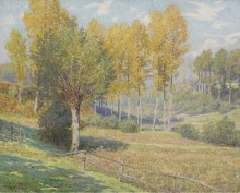 Пейзаж (Landscape) - Витсман, Родольф