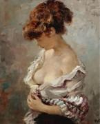 Девушка в розовом, 1956 - Диф, Марсель
