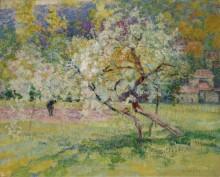 Цветущие деревья (Blooming Trees) - Чарретон, Виктор