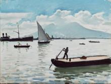 Неаполитанский залив - Марке, Альбер