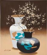 Цветочные вазы - Сарноф, Артур