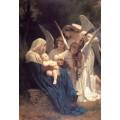 Песнь ангелов - Бугро, Адольф Вильям