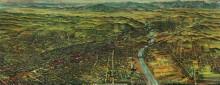 Карта Лос Анжелиса 1894