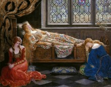 Спящая красавица - Кольер, Джон