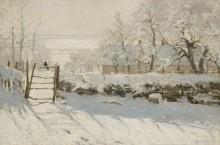 Сорока, 1869 - Моне, Клод