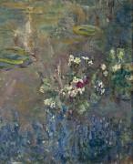 Водяные лилии, 1918 - Моне, Клод