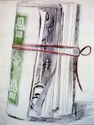 Пачка банкнот (Liasse de Billets  crayon), 1962 - Уорхол, Энди