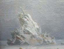 Часть айсберга - Фридрих, Каспар Давид