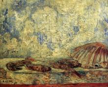Креветки и мидии, 1894 - Энсор, Джеймс