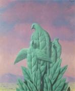 Природная грация - Магритт, Рене