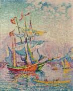 Порт Золотой рог, 1907 - Синьяк, Поль