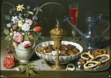 Стол, 1611 - Питерс, Клара