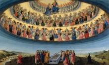 Успение Богородицы - Боттичини, Франческо