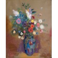 Букет цветов - Редон, Одилон