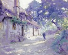 Дорога на ферме, 1918 - Мадлин, Поль