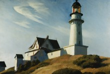 Двухсветный маяк - Хоппер, Эдвард
